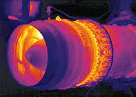 Thermal image of the mean-time thermal process