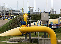 natural gas storage and distribution